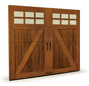 Clopay Garage Doors - Canyon Ridge Collection Limited Edition Series